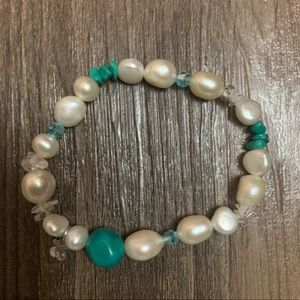 TOUS pearl bracelet